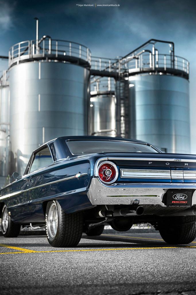1964 Ford Galaxie 500 XL - Shot 14