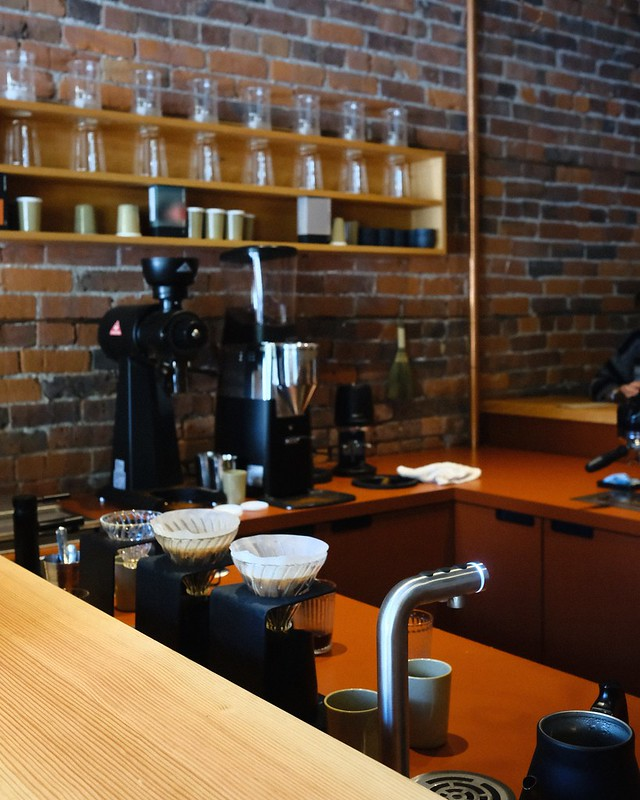 Harken Coffee | Japantown, Powell Street | Railtown, Vancouver