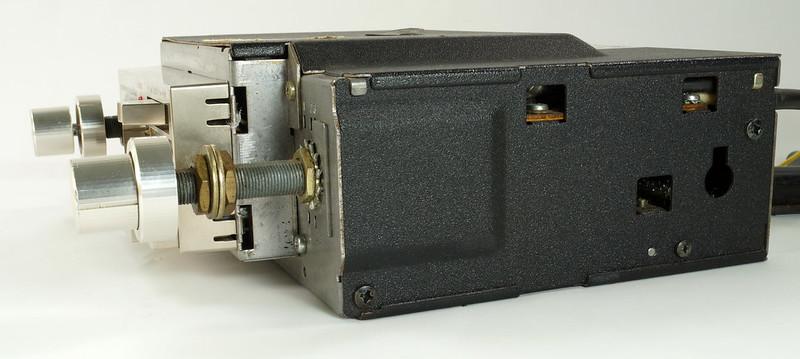 RD28745 Rare 1978 Silverface Marantz AM-FM Cassette Car Stereo CAR-300 in Original Box with Unused Faceplate DSC08537