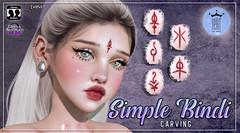 Rekt Royalty - Simple Bindi
