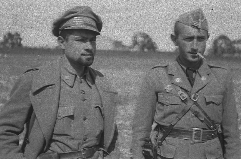 Lekarze Brygady Dąbrowskiego