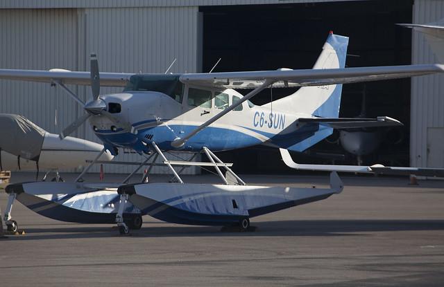 C6-SUN Cessna U206G Stationair