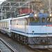 EF652117+横浜市交3000V形 甲種 富士川