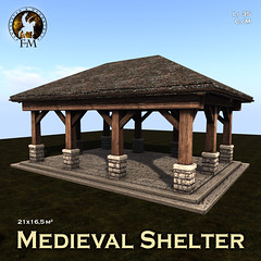 F&M * Medieval Shelter - exclusive for Underdog