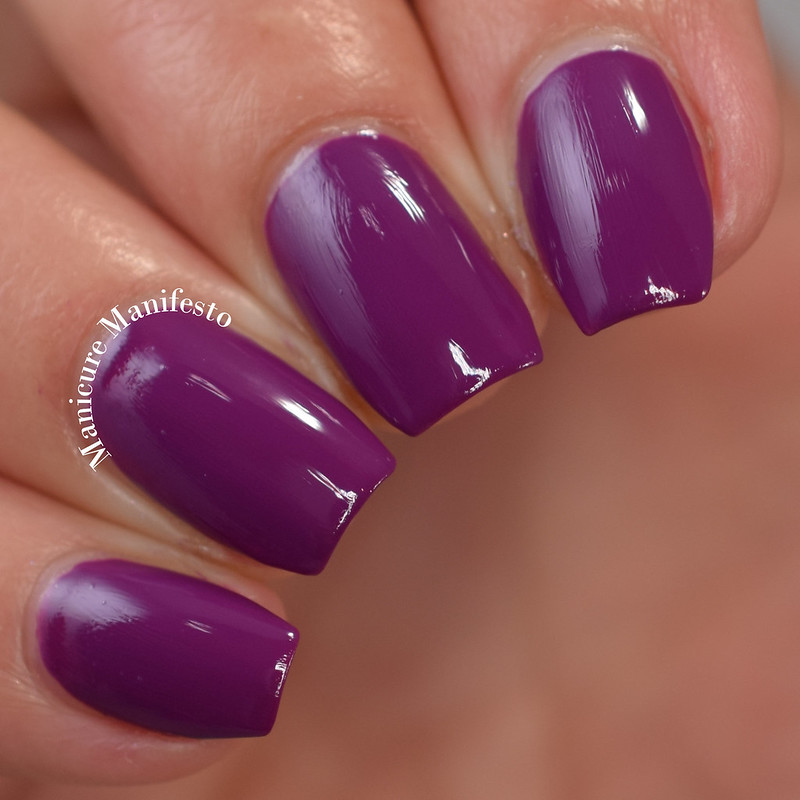 OPI Pamplona Purple