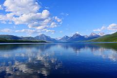 Glacier National Park - Lake McDonald from Apgar