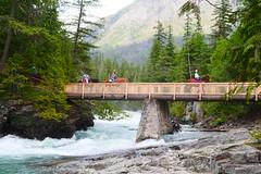 Glacier National Park - Horse Back