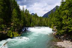 Glacier National Park - Sacred Dancing Cascade