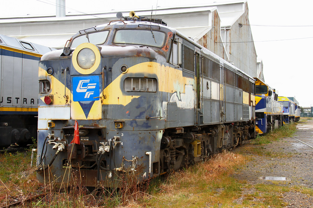 That old Explorer loco by David Arnold