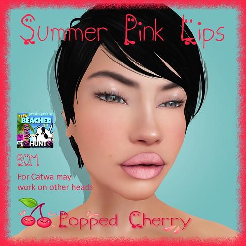 Summer Pink Lips