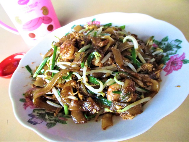 Happy Hours char kway teow 1