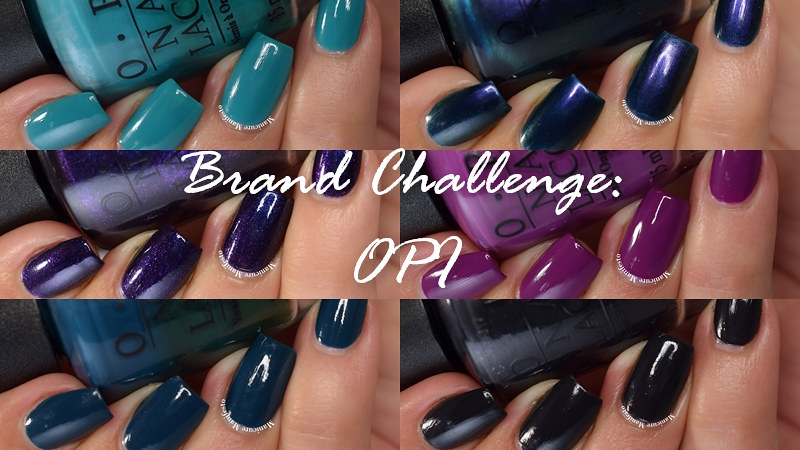 OPI Swatch