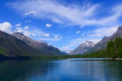 Glacier National Park - Lovely Lake