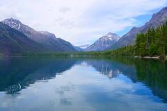 Glacier National Park - Delightful View