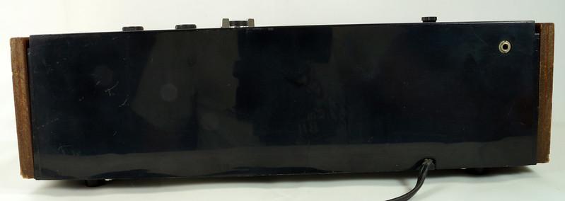RD29017 Vintage Premium 1969 Panasonic National RC-7469 Flip Snooze Alarm Lighted Clock DSC08647