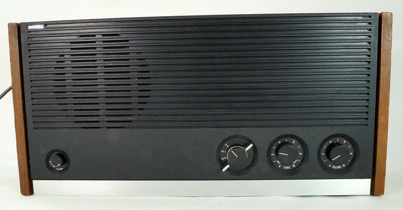 RD29017 Vintage Premium 1969 Panasonic National RC-7469 Flip Snooze Alarm Lighted Clock DSC08634