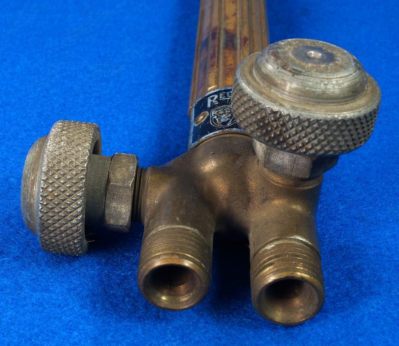 RD20912 Vintage Rego GV Welding Torch Bastian Blessing 10586 DSC08598
