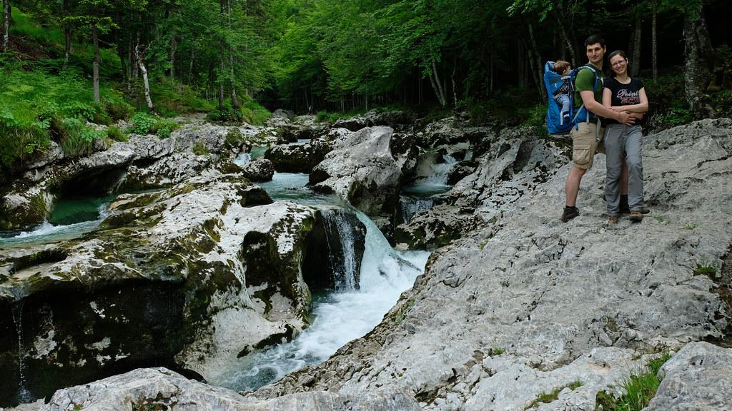 Mostnica Gorge, Triglav National Park, Slovenia