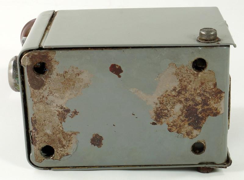 RD30573 Vintage Furnas Forward Reverse Controller Switch R-44 Logan Metal Lathe DSC08628