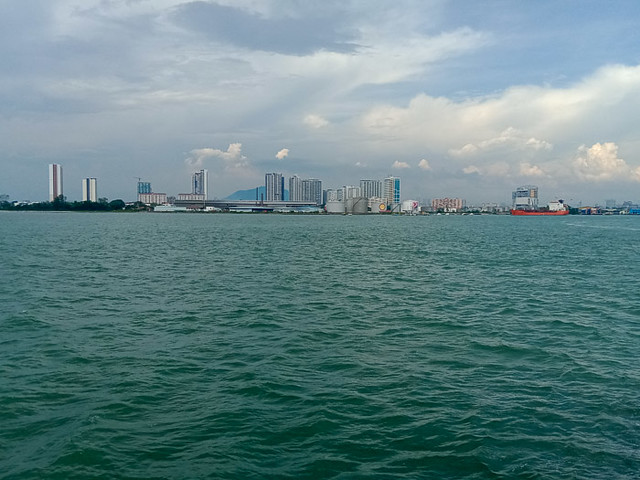 Penang Harbour