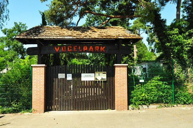 Vogelpark Viernheim im Sommer 2020 ... Foto: Brigitte Stolle