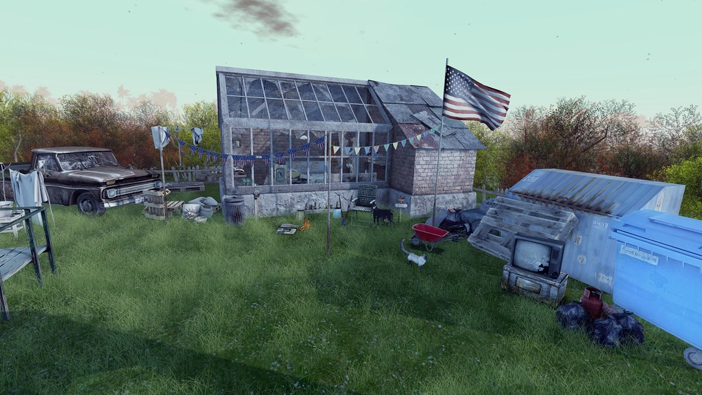My Korner #320 - The Old Greenhouse - Chapter One - Beachfront Fixer-Upper For Sale!