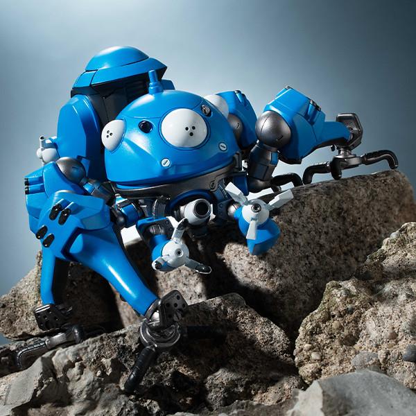 可動的攻殼車與少佐一同登場!Variable Action Hi-SPEC《攻殻機動隊SAC_2045》塔奇克馬(タチコマ)&草薙素子