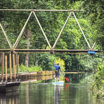 Basingstoke Canal Aldershot-Farnborough 30 June 2020 005b