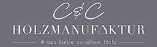 c&c holzmanufaktur banner