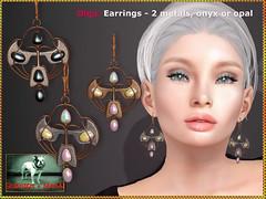 Bliensen - Olga - Earrings