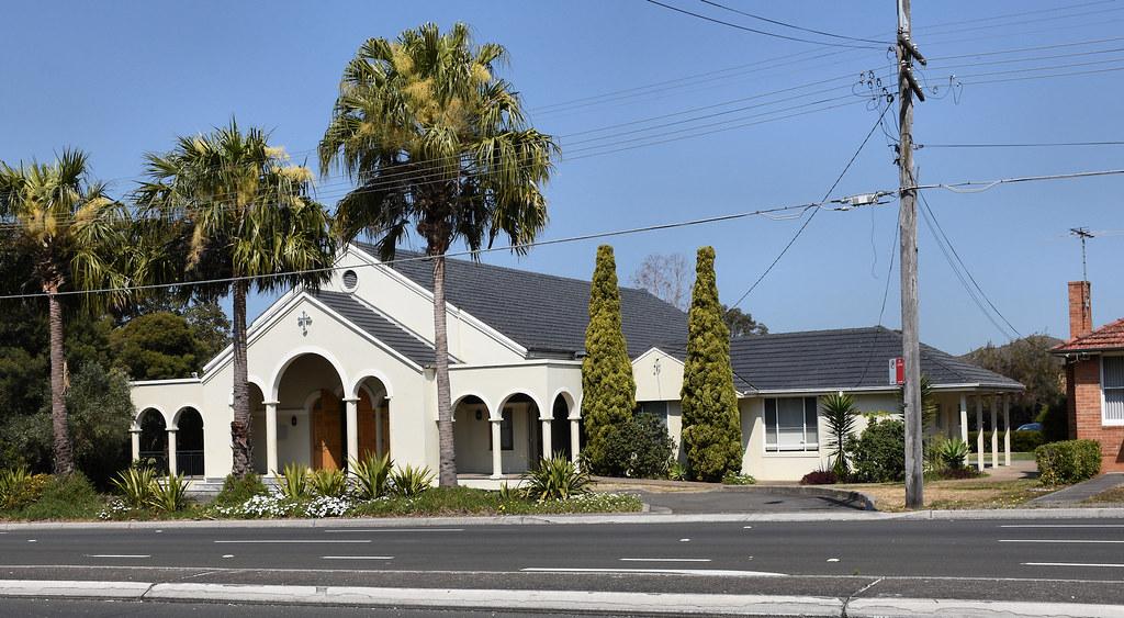 Greek Orthodox Parish of St. Stylianos,Sts. Peter & Paul & St. Gregory of Palama, Gymea, Sydney, NSW.
