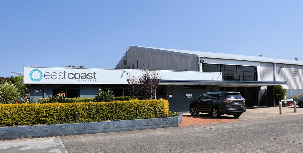 East Coast City Church, Caringbah, Sydney, NSW.