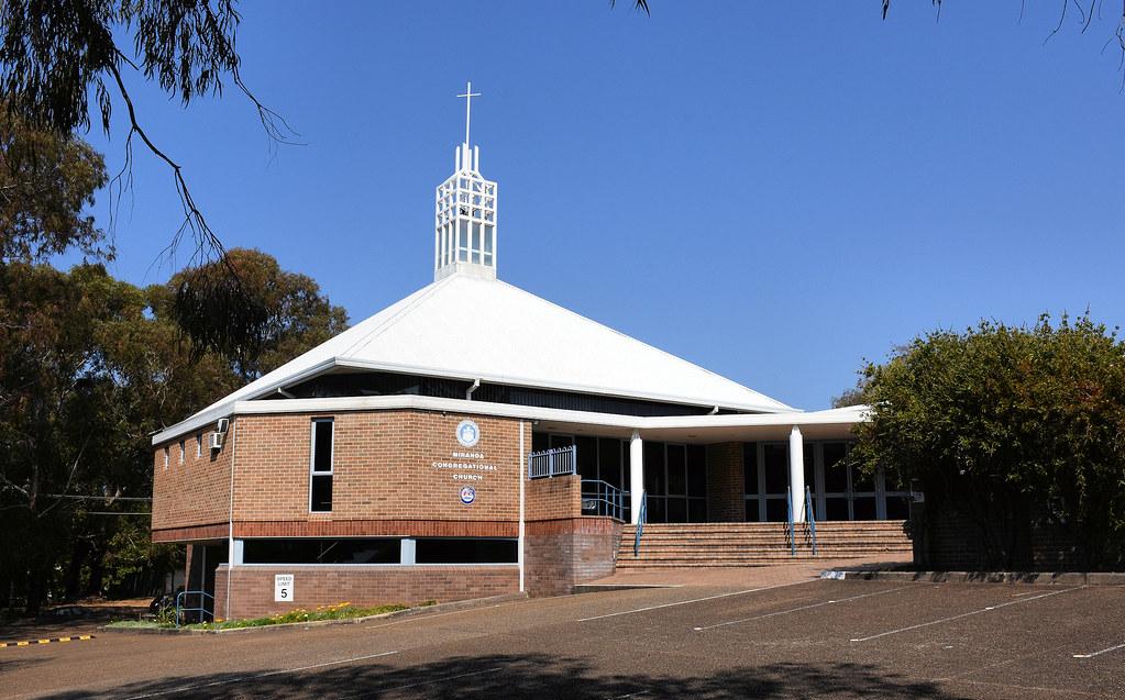 Congregational Church, Miranda, Sydney, NSW.