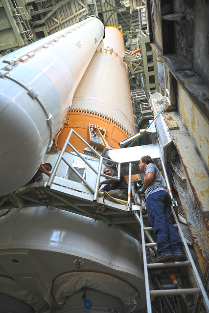 Affixing a Rocket, variant