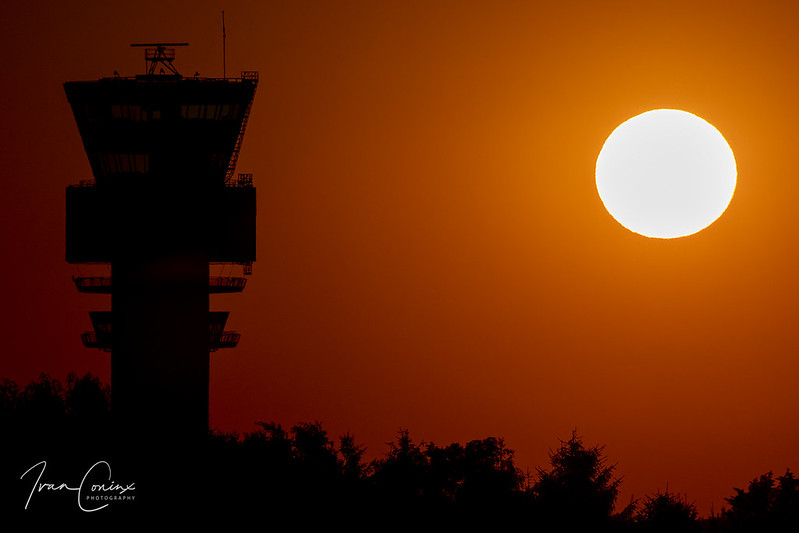 Air Traffic Control Tower – Brussels Airport (BRU EBBR) – 2020 06 25 – 01 – Copyright © 2020 Ivan Coninx