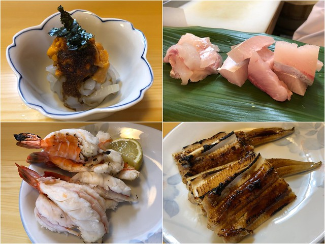 久しぶりの寿司屋で(神戸・三宮)