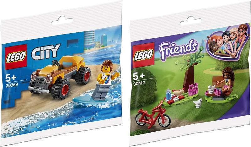 LEGO Store July GWP