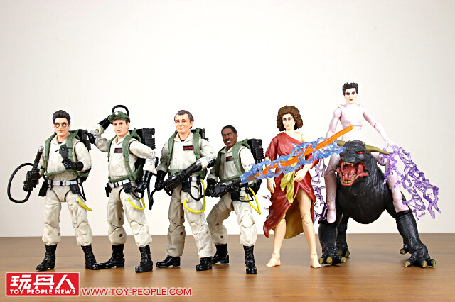 發生詭異的怪事要打給誰?! 孩之寶 電爆系列《魔鬼剋星》可動人偶開箱報告(Hasbro Plasma Series Ghostbusters Action Figure)