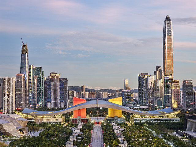 P0002342 Shenzhen Lianhuashan Park - 29-Jun-2020