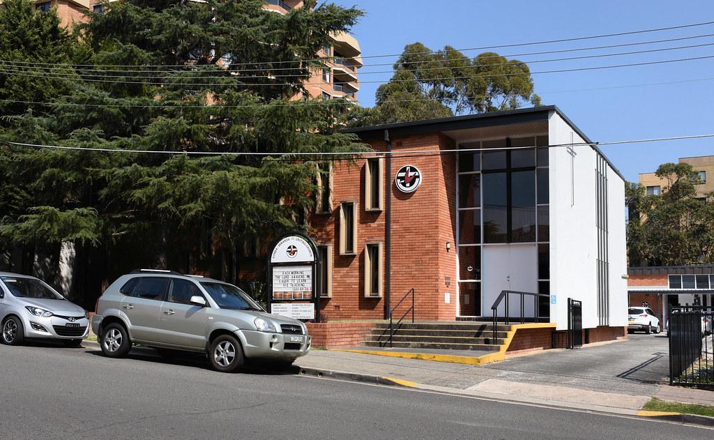 Uniting Church, Miranda, Sydney, NSW.