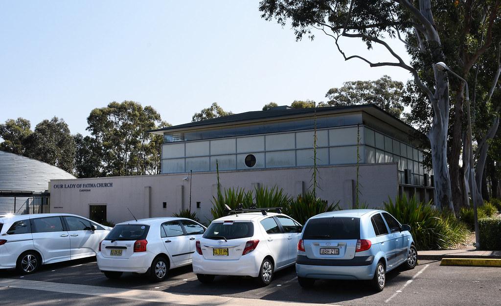 Our Lady of Fatima Catholic Church, Caringbah, Sydney, NSW.