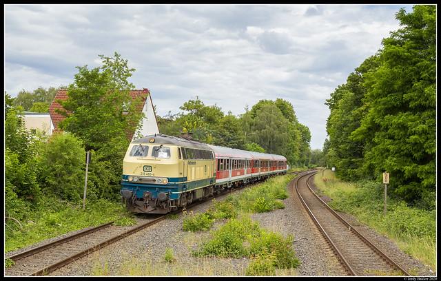 DB 218 460, Dortmund Aplerbeck
