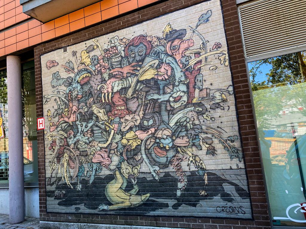 Le dénicheur et autres personnages by Les Crayons