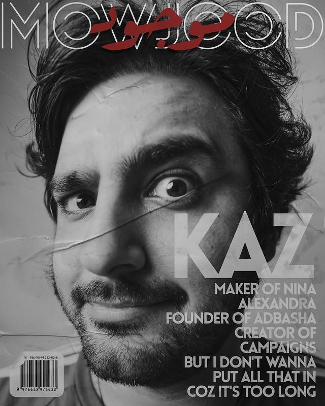 "Mowjood - Karim ""Kaz"" Yusuf"