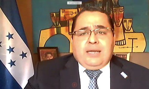 Honduras Assumes the Chair of the Permanent Council