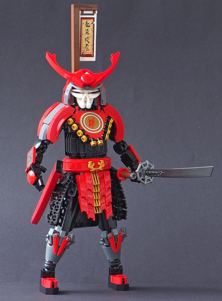 Samurai of the Blood Moon