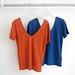 La Boutique Extraordinaire - Majestic Filatures - T-shirts lin et élasthane - 60 €