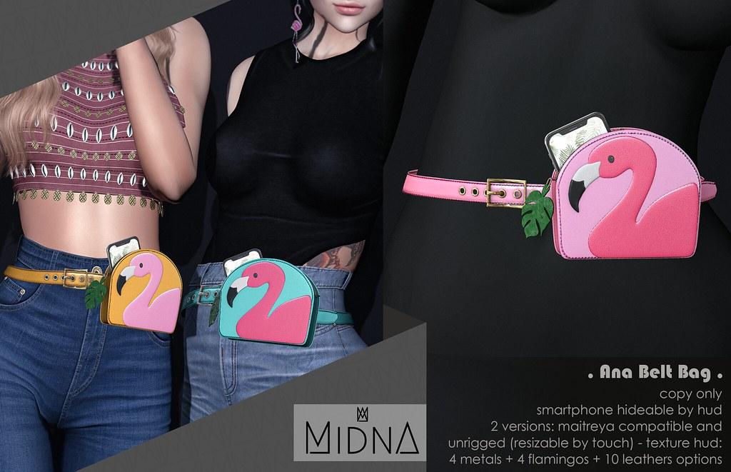 Midna - Ana Belt Bag