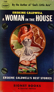 Signet 0705 3rd print 1949 ~ Reynold Brown ~