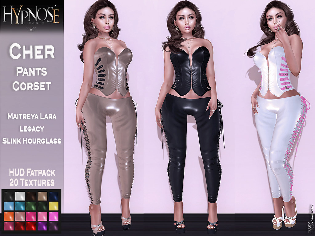 HYPNOSE – CHER OUTFIT